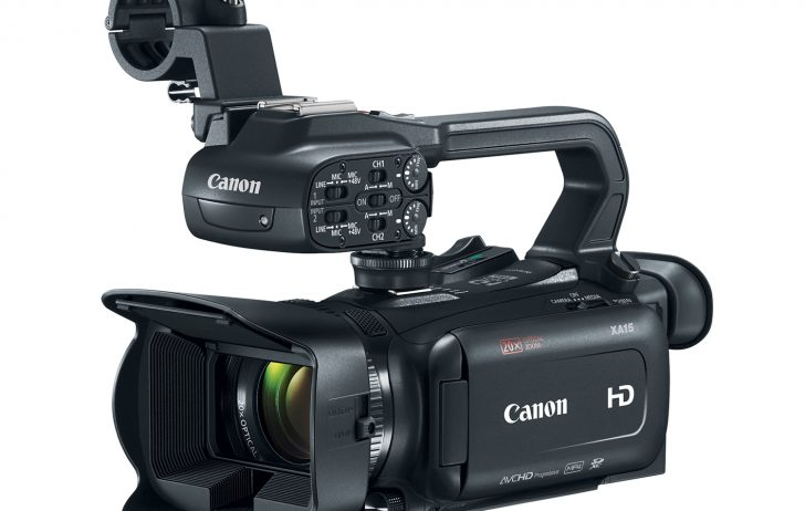 Amazing August: Instant Rebates on the new Canon XA11 and XA15 Pro HD Camcorders