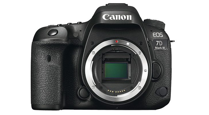 Canon EOS 7D Mark III to Have Slight Crop in 4K [CR2]
