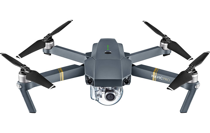 DJI Mavic Pro II The Next Drone From DJI