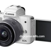 canon eosM50 023 168x168 - Canon EOS M50, More Images and Specifications