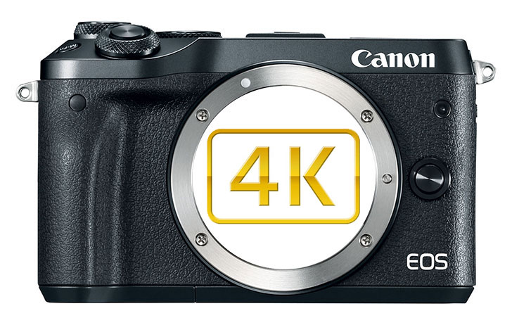 The Canon EOS M50 Will Shoot 4K [CR3]