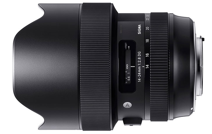 Black Friday: Save on Sigma Art and Contemporary series lenses