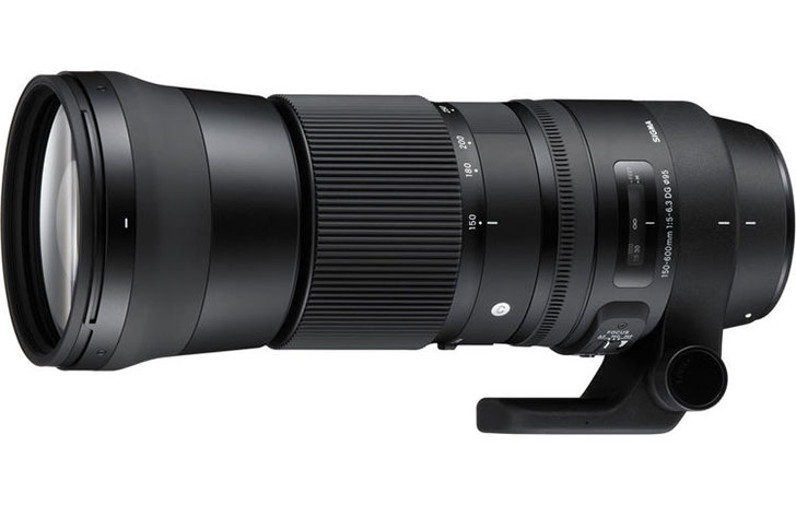 Deal: Sigma 150-600mm F5-6.3 DG OS HSM Contemporary & Free Dock $789 (Reg $1089)