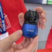 canon concept cameras hands on 06 168x168 - Canon Shows off 360 Degree Intelligent Camera and a 100-400mm Smartphone Camera