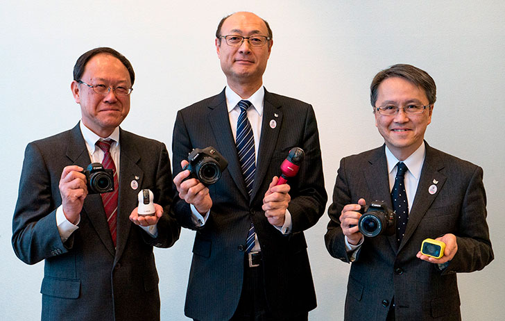 """DPReview Interview With Canon Execs, """"Increased Competition Allows"""