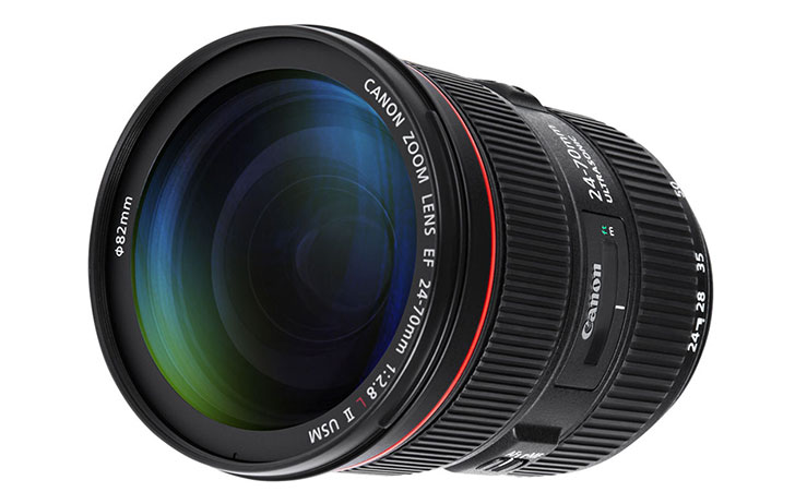 Another Canon 24-70mm f/2.8L IS  mention [CR2]
