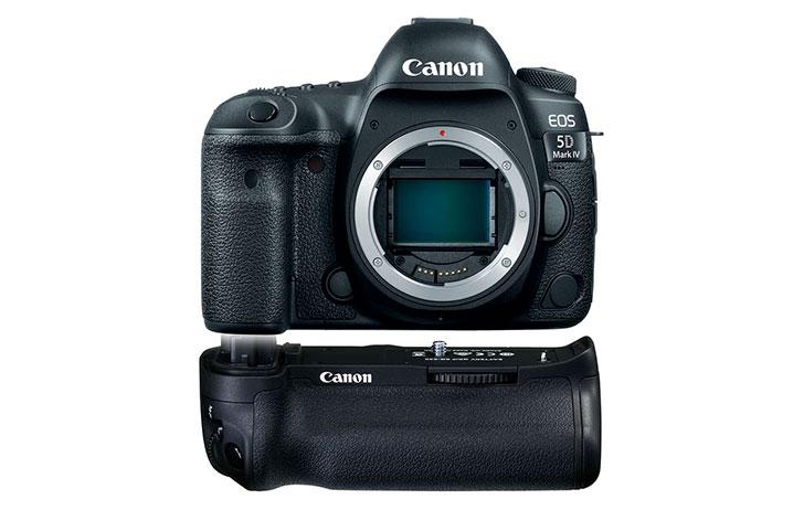 Ended: Canon EOS 5D Mark IV w/BG-E20 & PIXMA Pro-100 $2449