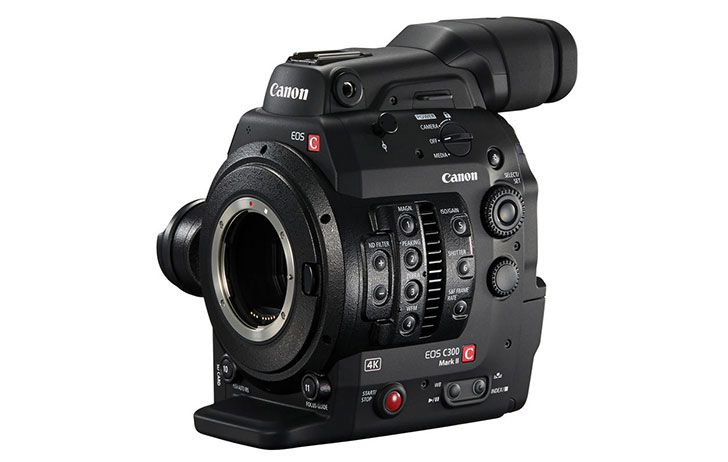 Canon EOS C300 Mark III coming in late 2019, with possible 8K option [CR1]