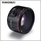 501.8 1 168x168 - Yongnuo Announces the YONGNUO YN50mm F1.8 II, With Super Bokeh Effect