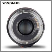 501.8 3 168x168 - Yongnuo Announces the YONGNUO YN50mm F1.8 II, With Super Bokeh Effect