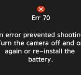 Err 70 tcm14 1676511 168x156 - Service Advisory: Canon EOS 70D For Error 70 & Error 80