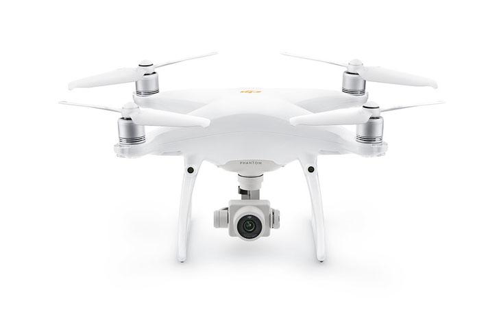 DJI Announces the Phantom 4 Pro v2.0 Drone