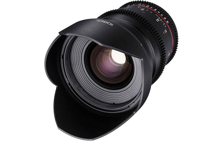Deal: Rokinon 24mm T1.5 Cine DS Lens $499 (Reg $799)
