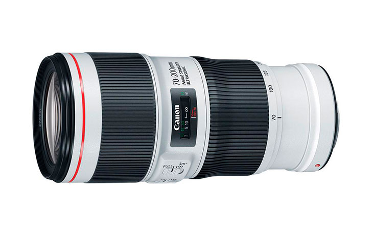 Stock Notice: Canon EF 70-200mm f/4L IS II at Adorama