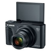 740 black 3qbacklcd hiRes 168x168 - Long Zoom In A Small Package: Canon Introduces PowerShot SX740 HS Digital Camera