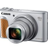740 silver 3q hiRes 168x168 - Long Zoom In A Small Package: Canon Introduces PowerShot SX740 HS Digital Camera