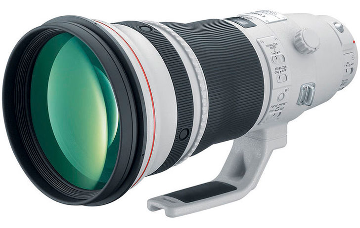 "Canon EF 400mm f/2.8L IS III one of two ""Big White Lenses"" coming ahead of Photokina [CR2]"