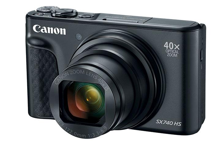 PhotographyBlog: Canon PowerShot SX740 HS Review
