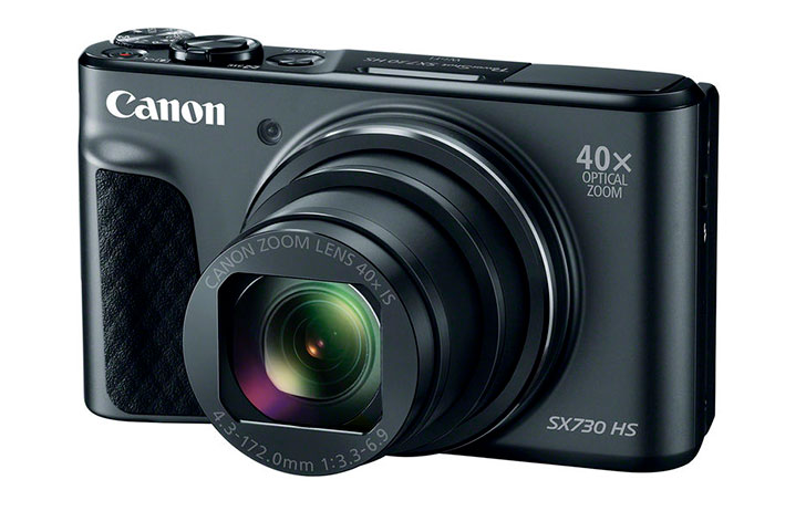 The Canon PowerShot SX740 HS To Be Announced Soon