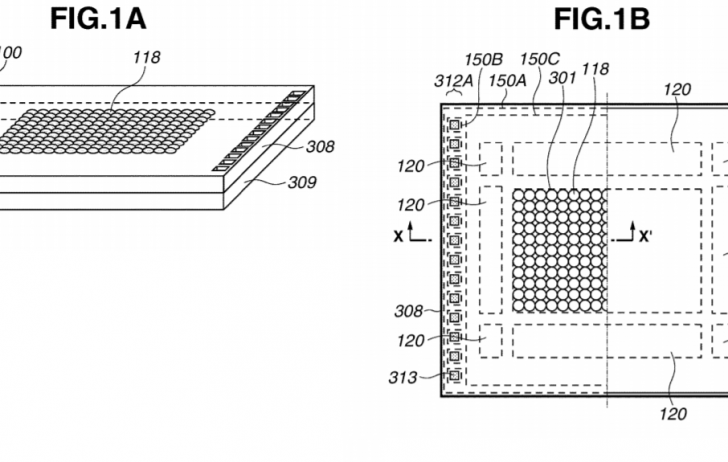 Canon Patent Applications: More stacked sensor patents