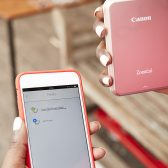 Zoemini Lifestyle Bluetooth Connectivity Josh Shinner 168x168 - Print and share precious memories in an instant with the Canon Zoemini, Canon's smallest and lightest photo printer