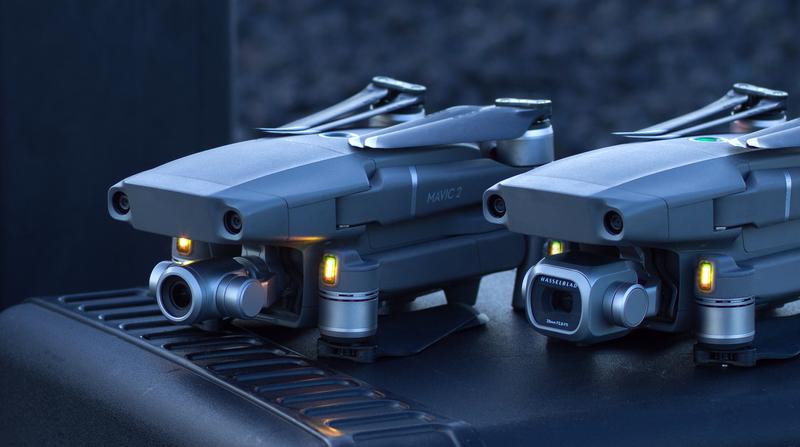 content 02ec41b750179990d508e8e28ee82562 - Industry News: DJI Introduces Mavic 2 Pro And Mavic 2 Zoom: A New Era For Camera Drones