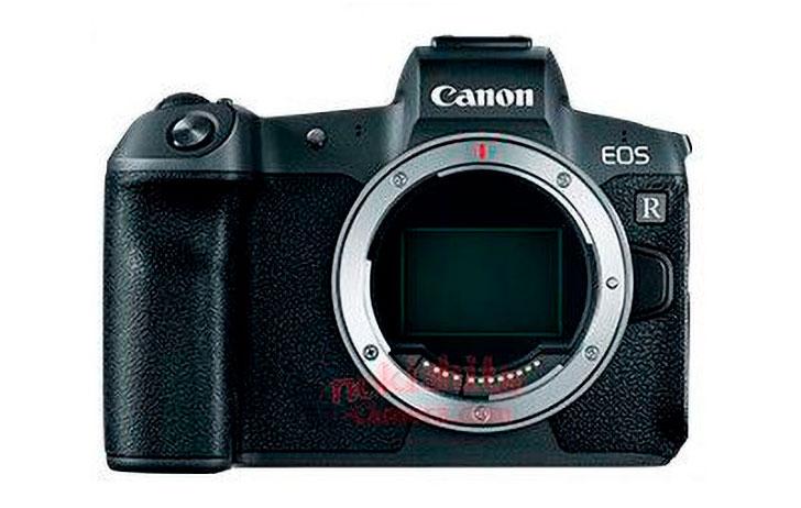 Canon officially announces the Canon EOS R system