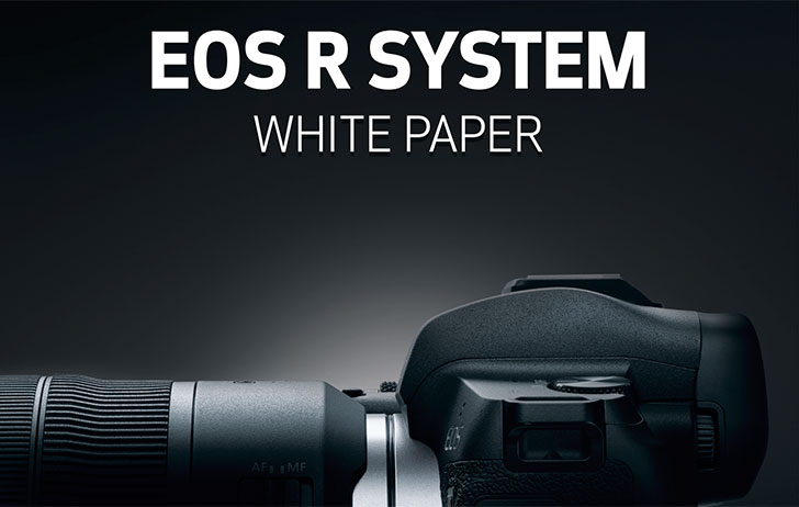 Here is the official Canon EOS R system white paper