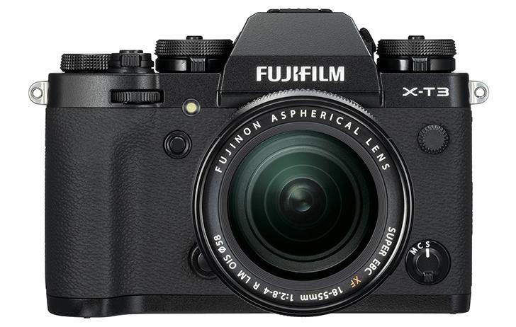 Industry News: Fuji announces the all new X-T3 mirrrorless camera