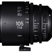 sigma105t15big 168x168 - Sigma to announces 3 new cine lenses ahead of IBC 2018