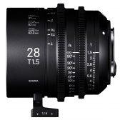 sigma28t15big 168x168 - Sigma to announces 3 new cine lenses ahead of IBC 2018