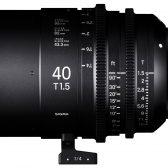 sigma40t15big 168x168 - Sigma to announces 3 new cine lenses ahead of IBC 2018