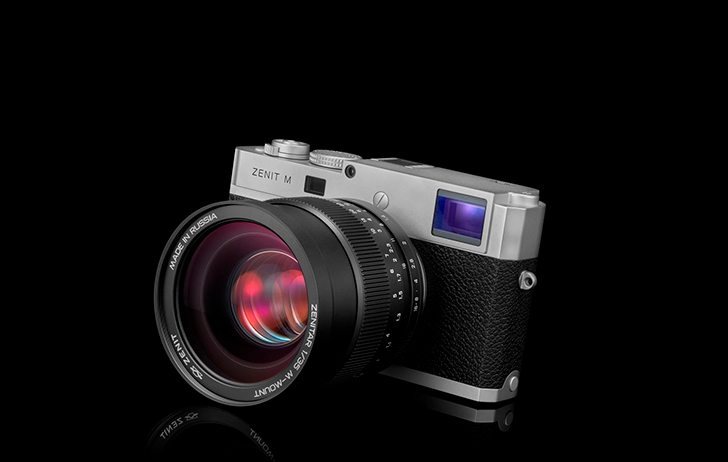 Industry News: Zenit and Leica Present Joint Production Camera