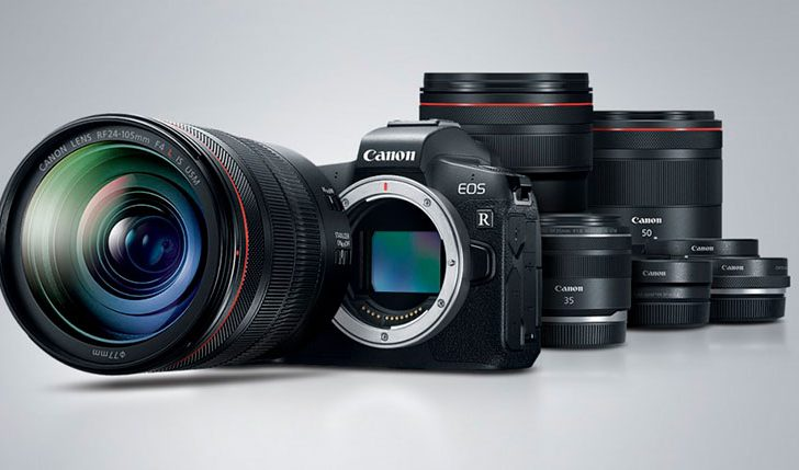 Full frame mirrorless market share: Canon already has 22% of the market in Japan