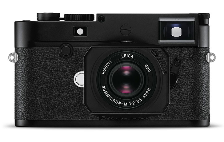 Industry News: Leica Camera Debuts the Leica M10-D