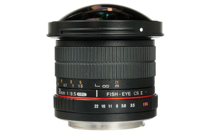 Deal: Samyang 8mm f/3.5 HD Fisheye $145 (Reg $279)
