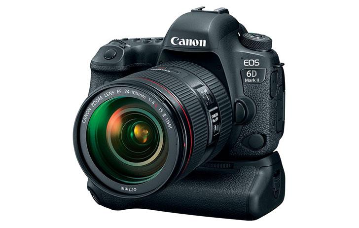 Ended: Canon EOS 6D Mark II w/BG-E21 & PIXMA Pro-100 $949