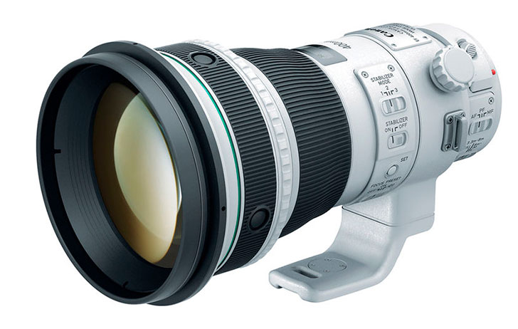 The first RF mount super telephoto lens will be a DO lens [CR2]