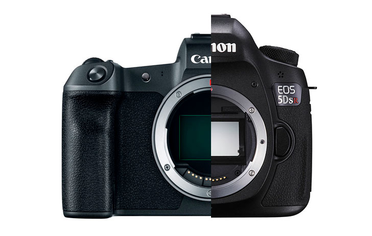 Resultado de imagem para Canon EOS R body with more than 75mp on the horizon [CR2]
