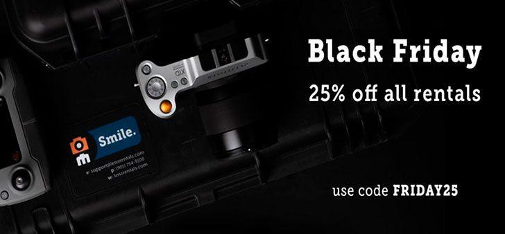 Ended: Save 25% on all orders at Lensrentals.com