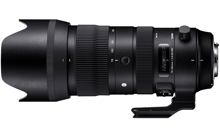 Sigma 70-200mm F2.8 DG OS HSM Sports coming December 14, 2018