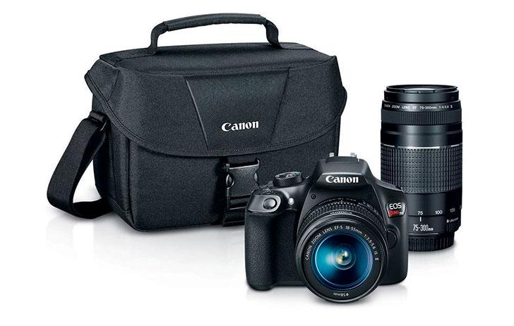 Ended: Canon EOS Rebel T6 w/Two Lenses & PIXMA Pro-100 $299 (Reg $649)