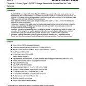 Sony IMX435AQJ 1 168x168 - Off Brand: Sony 36mp full frame sensor capable of 4K at 480fps leaks