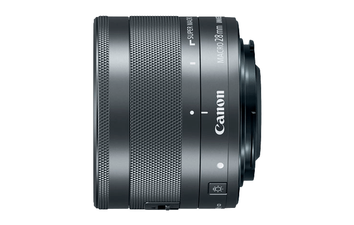 Ended: Canon EF-M 28mm f/3.5 Macro IS STM $119 (Reg $249)