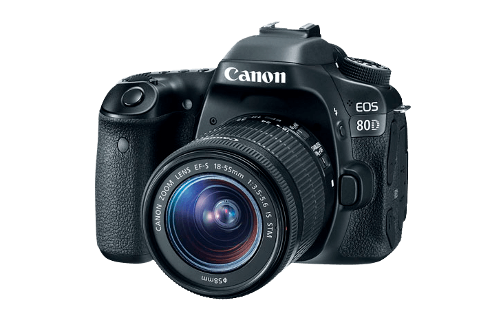 Deal: Canon EOS 80D w/18-55 f/3.5-5.6 IS STM $699 (Reg $1049)
