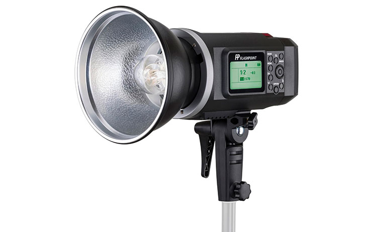 Ended: Flashpoint XPLOR 600 HSS Battery-Powered Monolight with Built-in R2 2.4GHz Radio Remote System – Bowens Mount  $379 (Reg $549)