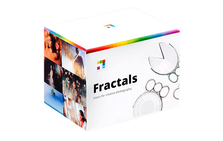 Deal: Fractal Filters Classic Prismatic Camera Filters, 3-Pack $59 (Reg $99)