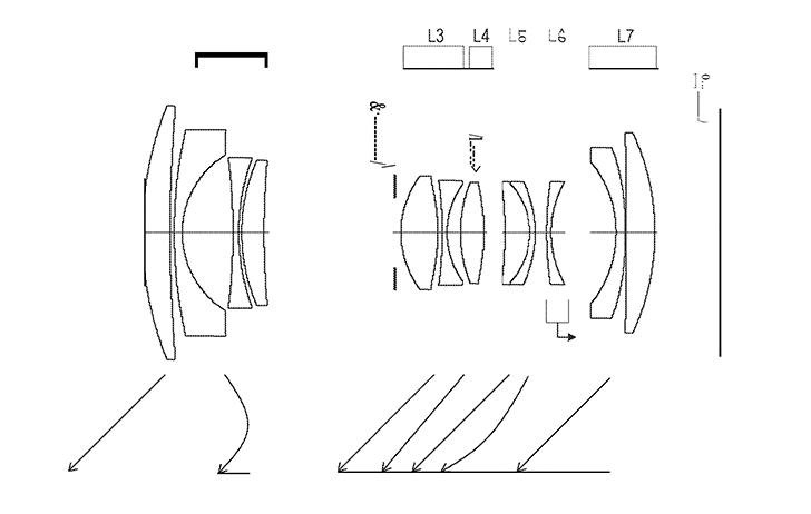 Patent: Canon RF 24-70mm f/4L IS USM