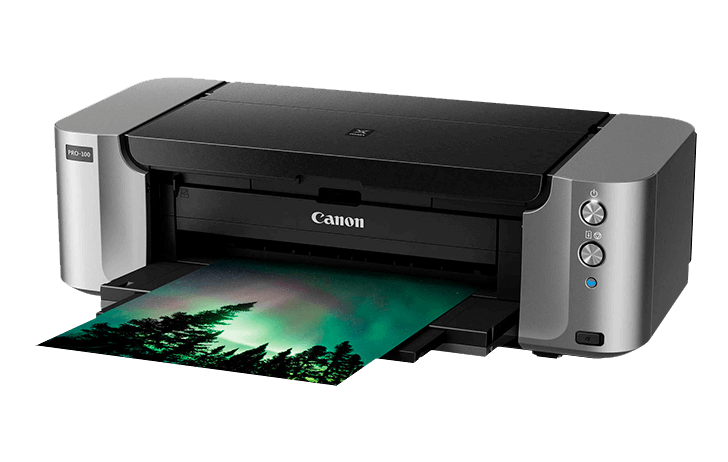 Ended: Canon PIXMA Pro-100 Printer $58.99 (Reg $359)