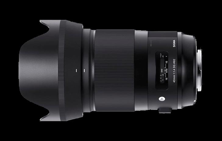 Ended: Sigma 40mm f/1.4 DG HSM ART $999 (Reg $1399)